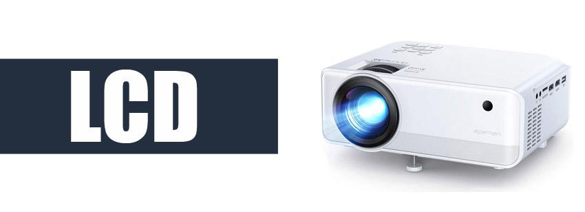mini proyector lcd