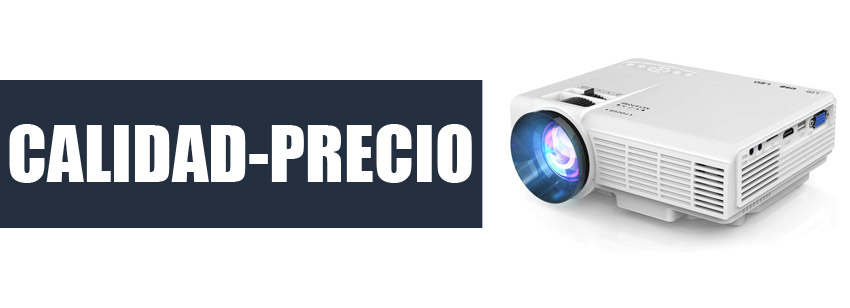 mejores mini proyectores calidad precio